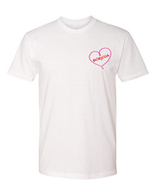 Load image into Gallery viewer, BORICUA Heart Tee (Unisex)