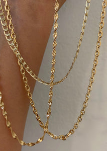 Gold Ana Chains