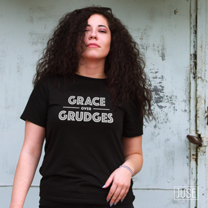Grace Over Grudges Tee (unisex)