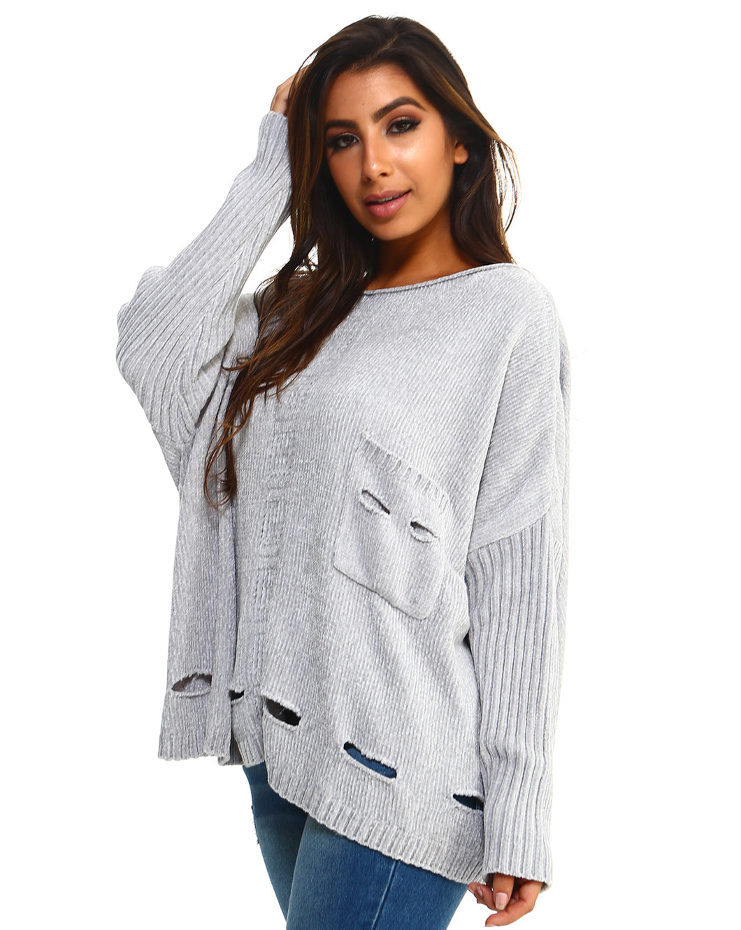 Crazy Comfy Oversized Sweater