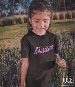 Boricua Barbie T-Shirt (Youth & Toddlers)