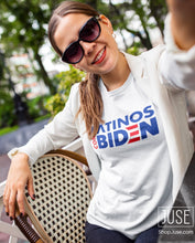 Load image into Gallery viewer, Latinos Con BIDEN T-Shirt
