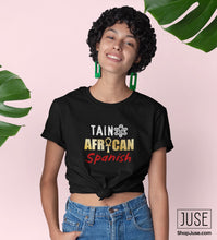 Load image into Gallery viewer, Taino African Spanish T-shirt