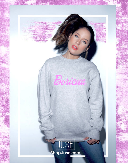 BORICUA Barbie Sweatshirt