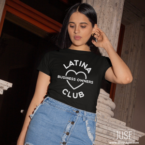 LATINA Business Owners CLUB T-shirt