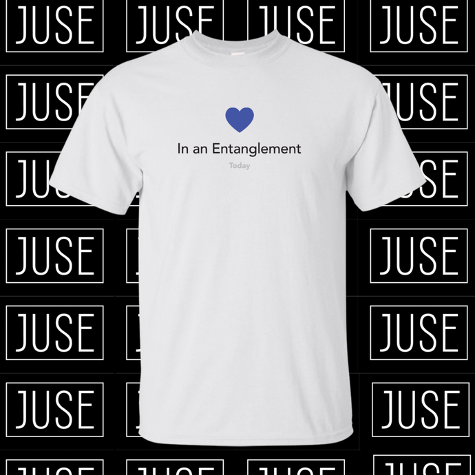 In an ENTANGLEMENT....JADA Pinkett Shirt (MEN'S)