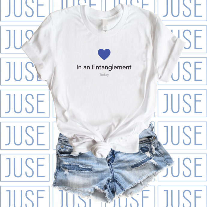 In an ENTANGLEMENT....JADA Pinkett Shirt