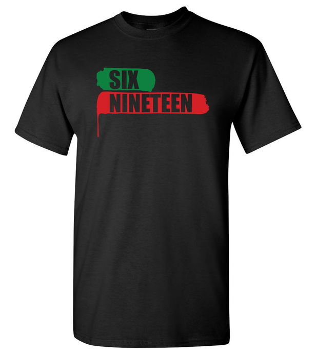 SIX NINETEEN Juneteenth Shirt