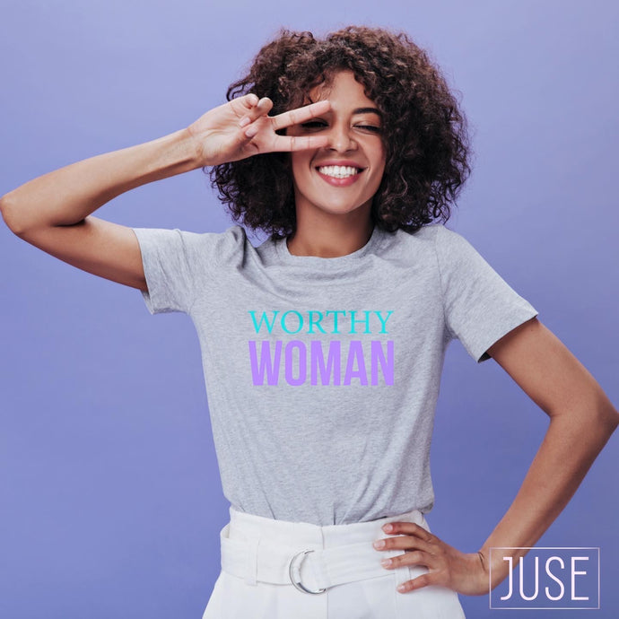 Worthy Woman T-Shirt