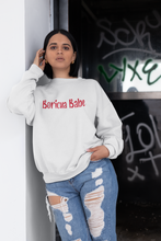 Load image into Gallery viewer, Boricua Babe Sweatshirt