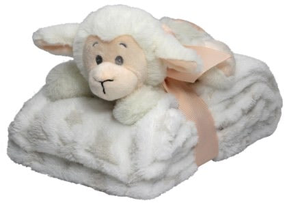 Snuggle Sheep - Blanket