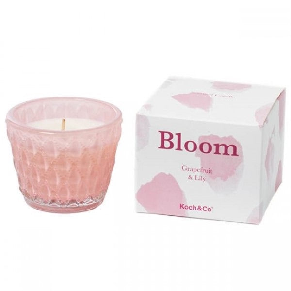 Bloom Candle (Grapefruit & Lily)