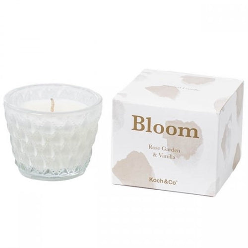 Bloom Candle (Rose & Vanilla)
