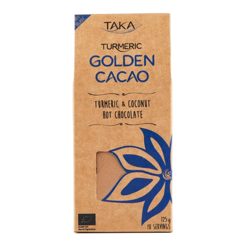 Golden Cacao 125g