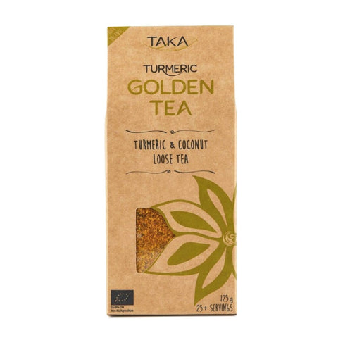 Loose Golden Tea 125g
