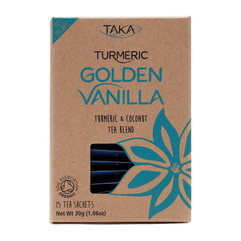 Golden Vanilla Tea 15 Sachet