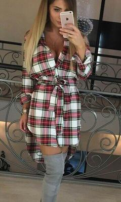 Plaid Sexy Flannel