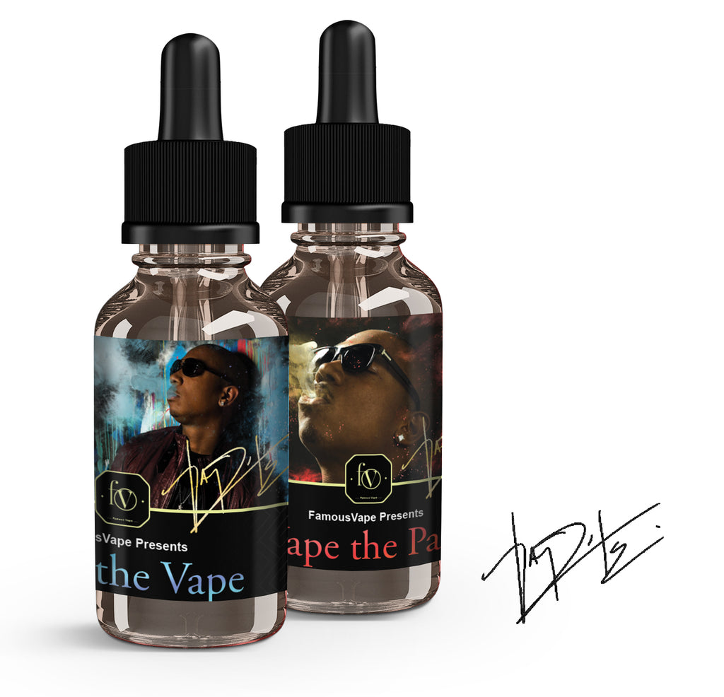 Love the Vape or Vape the Pain by Ja Rule