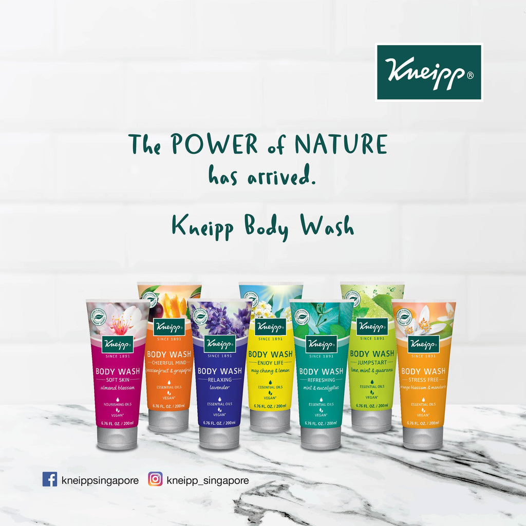Kneipp Body Wash