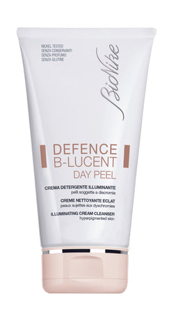 DEFENCE B-LUCENT Day Peel - Illuminating Cream Cleanser