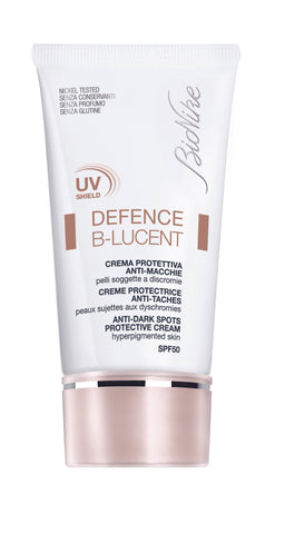 DEFENCE B-LUCENT Anti-Dark Spots Protective Cream SPF50