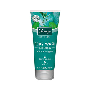 Mint & Eucalyptus Body Wash (Refreshing)