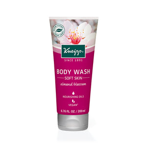 Almond Blossom Body Wash (Soft Skin)