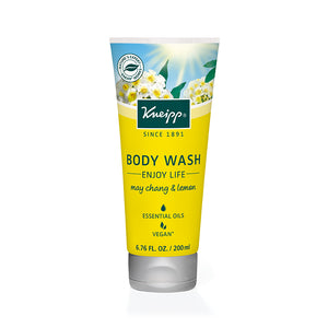 May Chang & Lemon Body Wash (Enjoy Life)