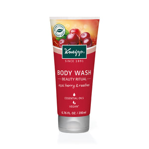 Acai Berry & Rooibos Body Wash (Beauty Ritual)