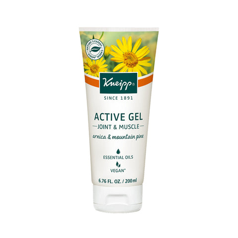 Arnica & Mountain Pine Active Gel (Joint & Muscle)