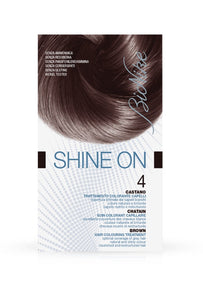 SHINE ON Hair Colouring Treatment (4 - Brown)