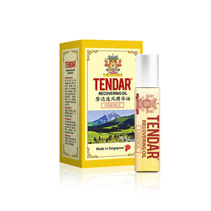 Tendar Recovering Oil