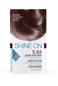 SHINE ON HS Hair Colouring Treatment (5.64 - Titian Light Brown)