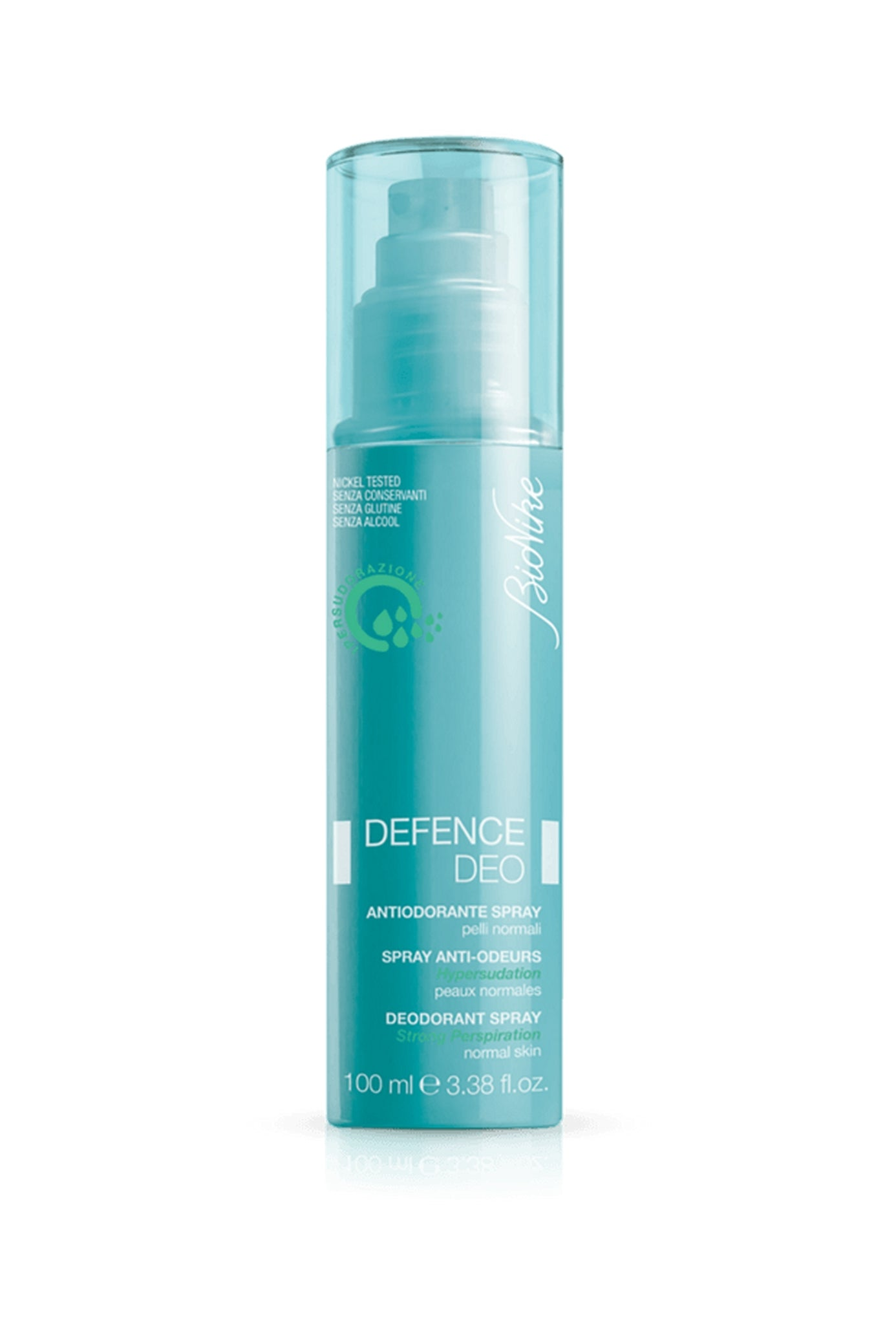 DEFENCE DEO Deodorant Spray (Alcohol Free)