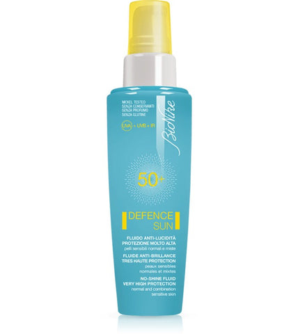 DEFENCE SUN 50+ No-Shine Fluid Very High Protection (Normal & Combination Skin)