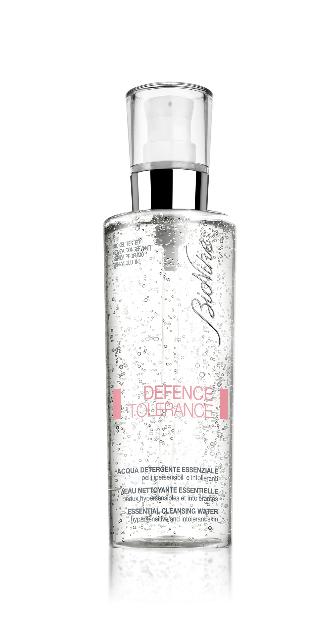 DEFENCE TOLERANCE Essential Cleansing Water