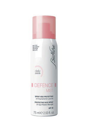 DEFENCE MIST Protective Face Spray SPF30