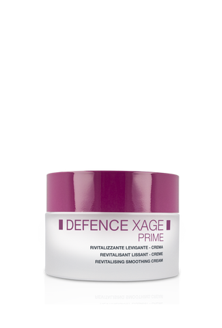 DEFENCE XAGE Prime Revitalising Smoothing Cream