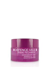 DEFENCE XAGE Prime Recharge Redensifying Night Cream