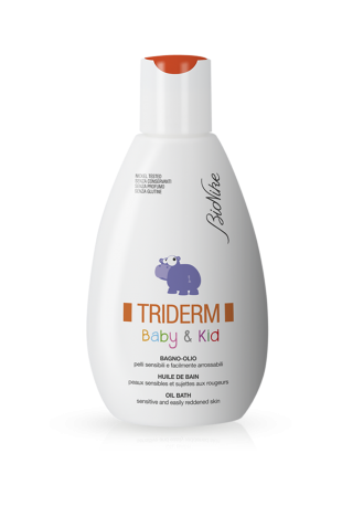 TRIDERM Baby & Kid Bath Oil