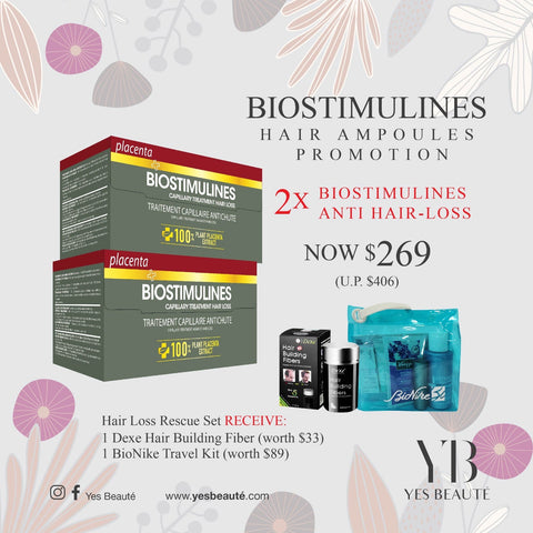 BIOSTIMULINES Anti Hair- Loss Set