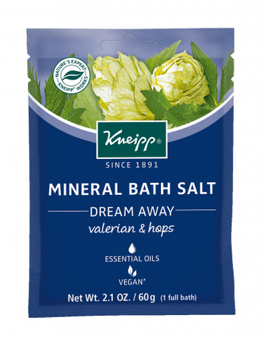 Kneipp Mineral Bath Salt - Dream Away