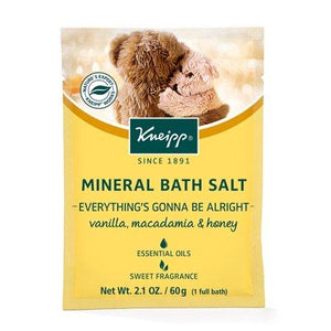 Kneipp Mineral Bath Salt - Everything's Gonna Be Alright