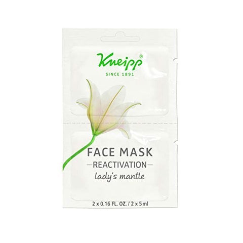 Kneipp Lady's Mantle Face Mask - Reactivation