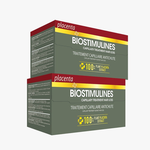 BIOSTIMULINES Capillary Treatment For Hair Loss (Twinpacked)