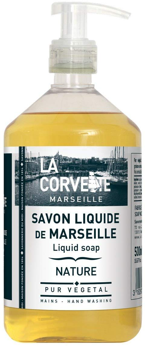 Marseille Nature Liquid Soap