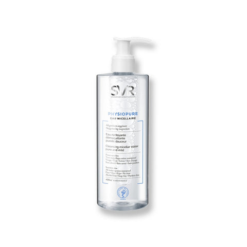 PHYSIOPURE FACE MICELLAR WATER 400ML