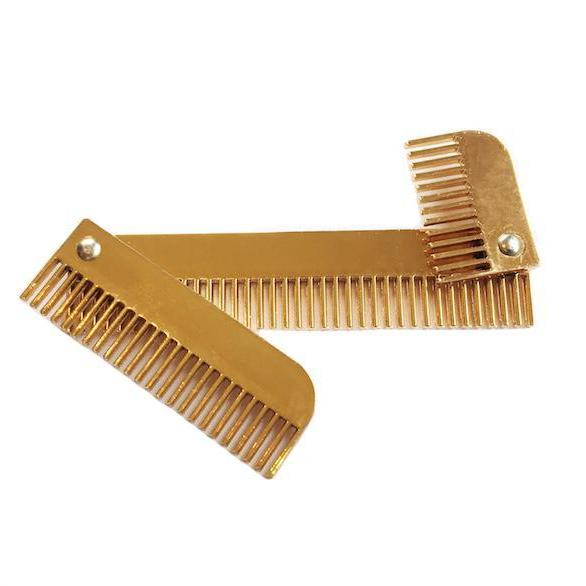 Mane Sectioning Comb