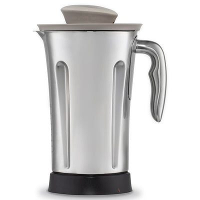Replacement Stainless Steel Vibe Blender Jug 1.75L (1.85qt)