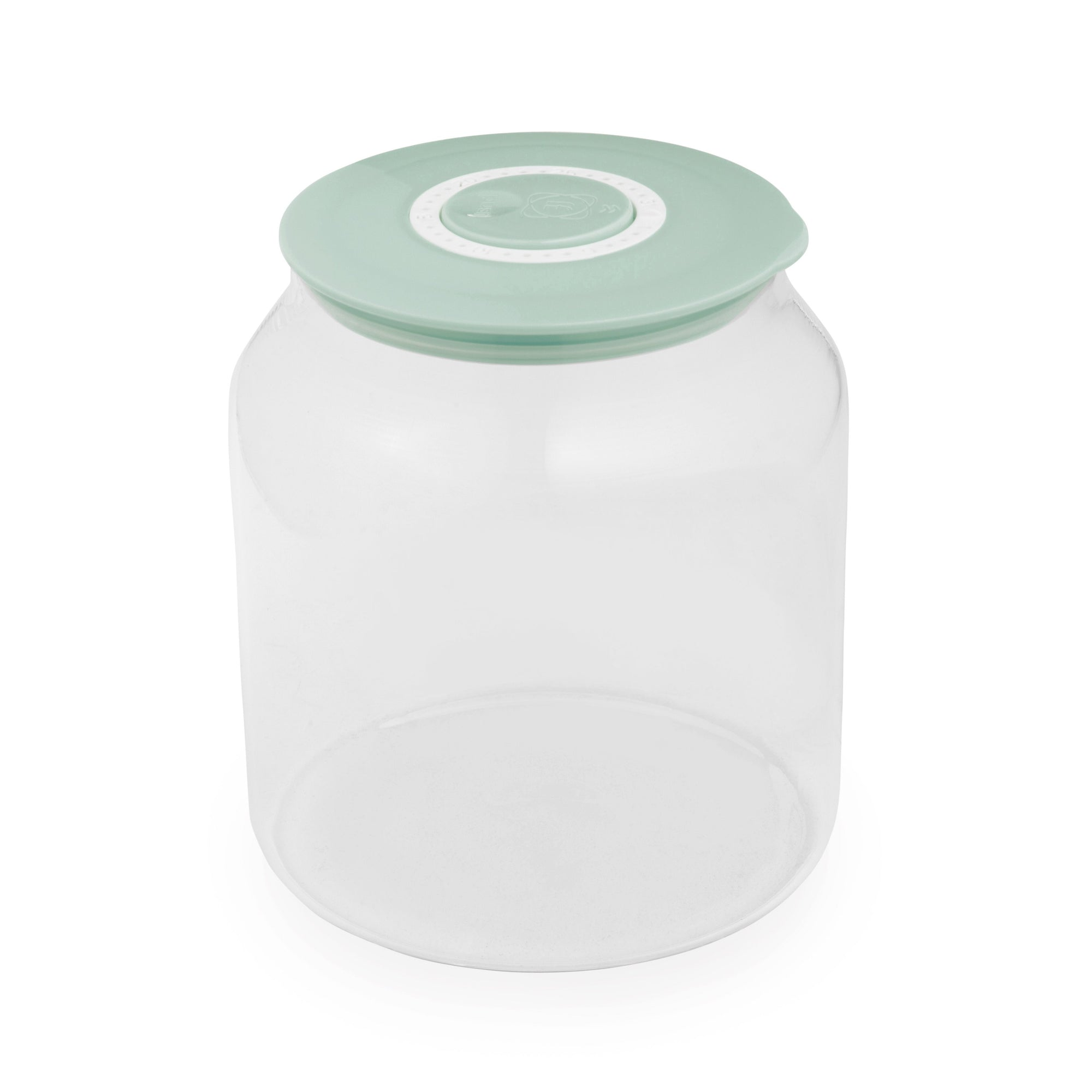 Luvele 1.5 Litre | (1.6qt.) Glass Yogurt Container | Compatible with Pure Plus Yogurt Maker